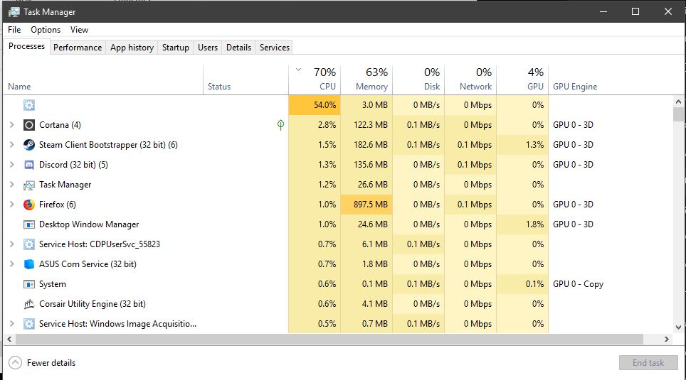 microsoft onedrive setup high cpu usage