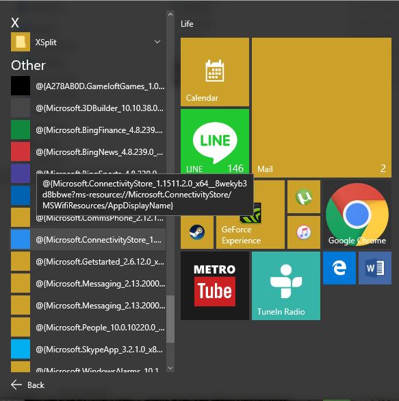 microsoft windows start menu not working