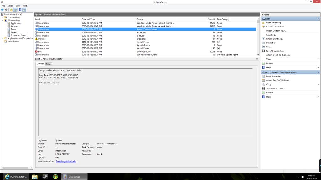 firmware s3 times resumecount 3 fullresume