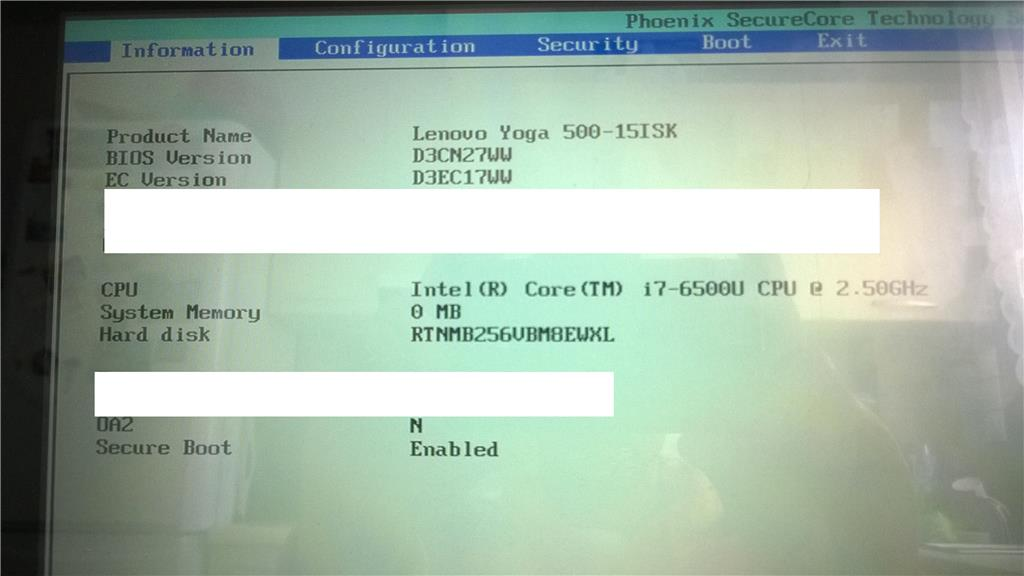 how to update a lenovo bios