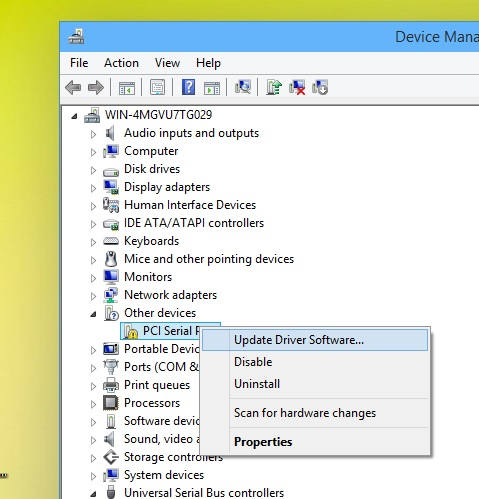 How to: Install and Update Hardware Drivers in Windows 10