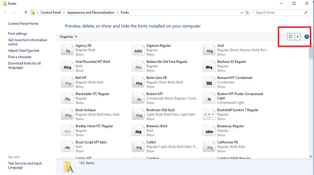 installing fonts - Microsoft Community