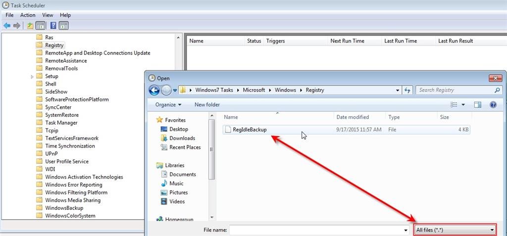 How to access the Registry - Microsoft Community