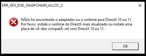 desinstalar directx 11
