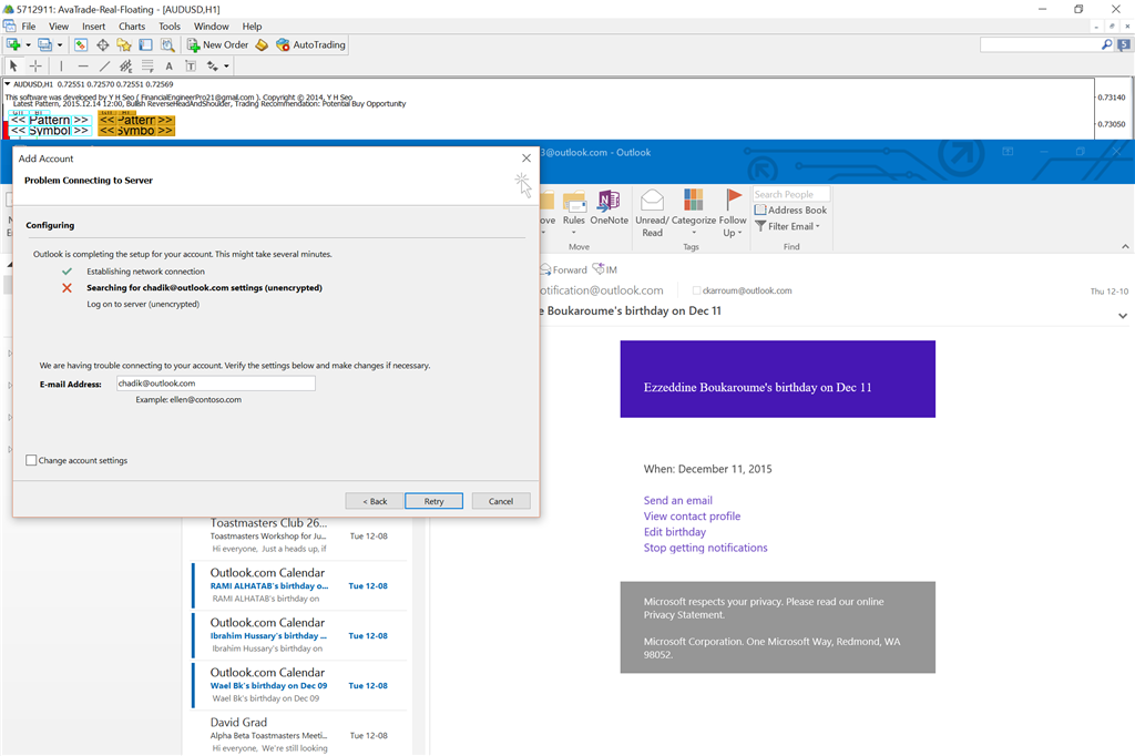 Adding My Outlook Alias To Outlook 2016 Not Working Microsoft