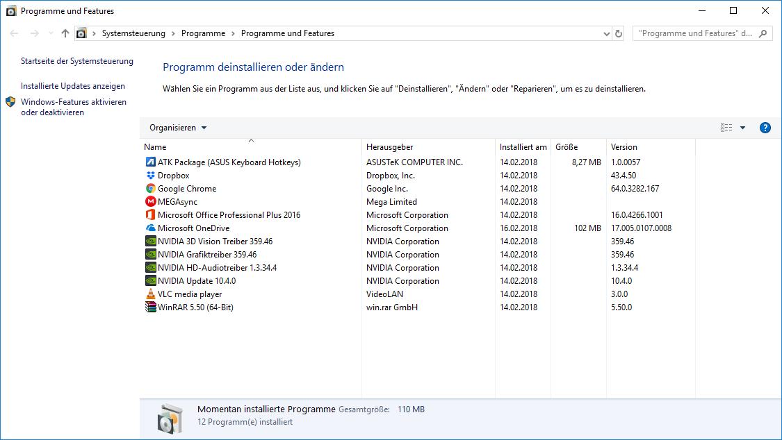 """""""Proxy Server verwenden"""" immer automatisch aktiviert"""