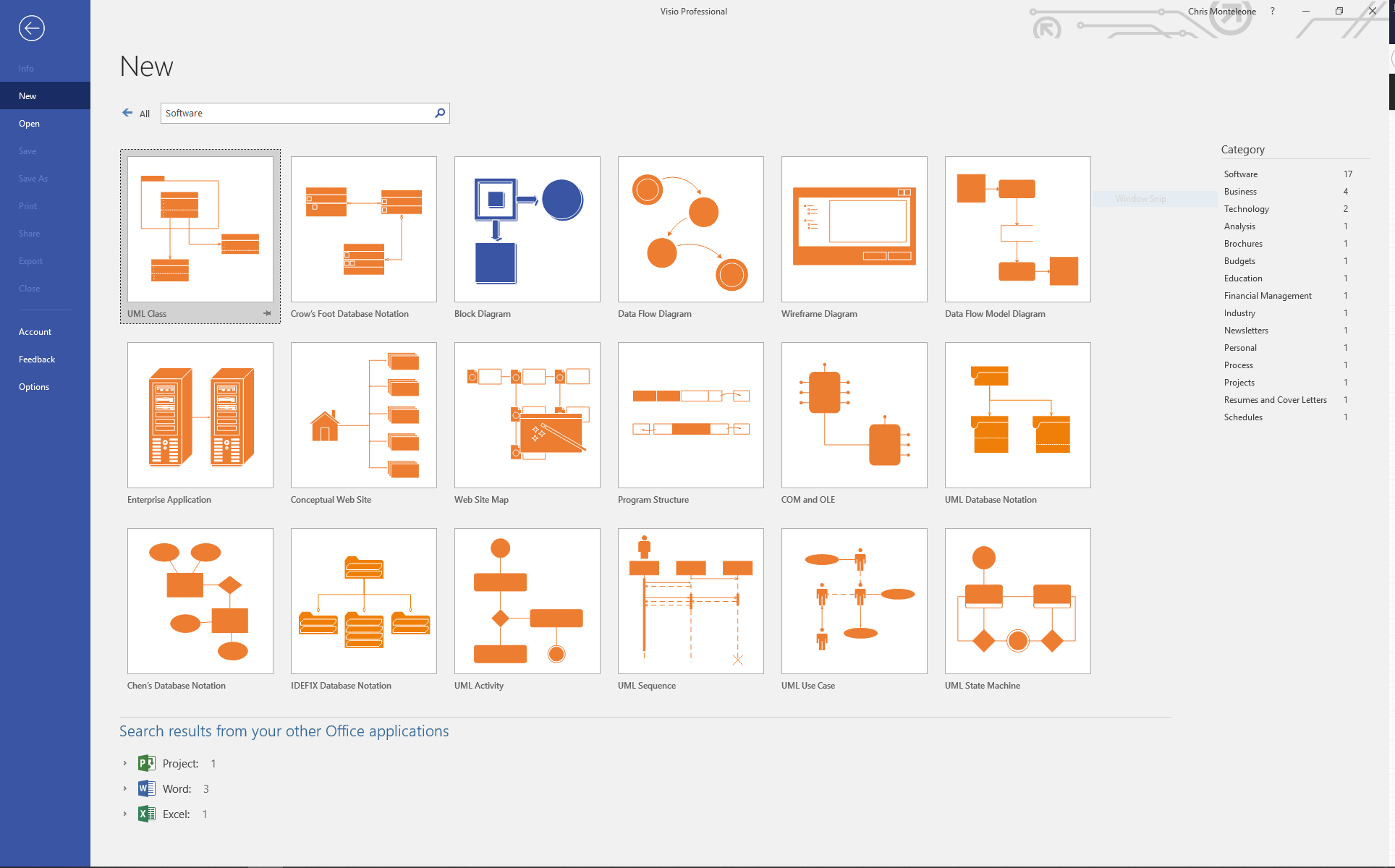 Cant Find Wireframe Template For Mobile Apps In Visio 2016