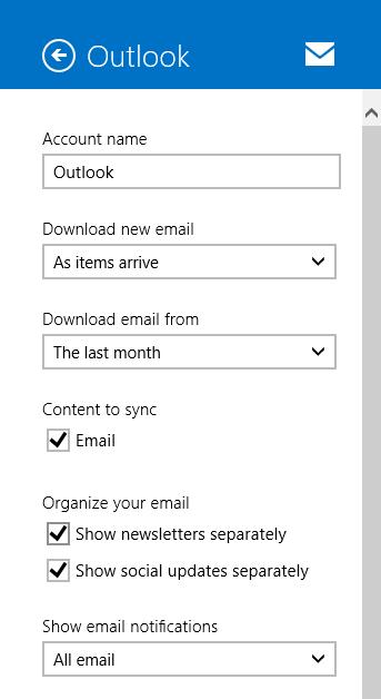 1 Microsoftmail At Abc Microsoft Com: Can I Merge Newsletters Into Inbox Folder On Windows 8.1