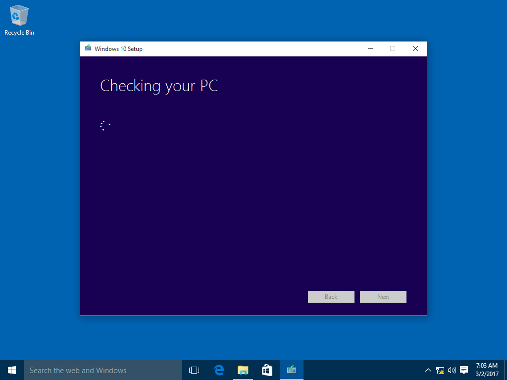 how to tell version of windows 10