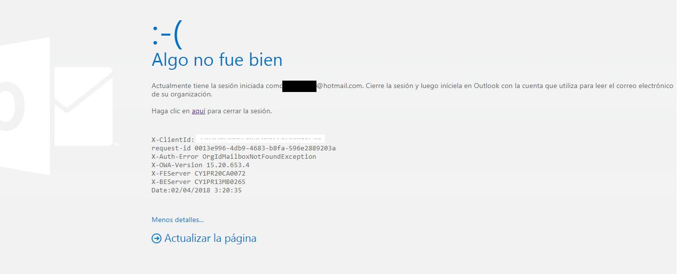 hotmail login iniciar sesion outlook en español