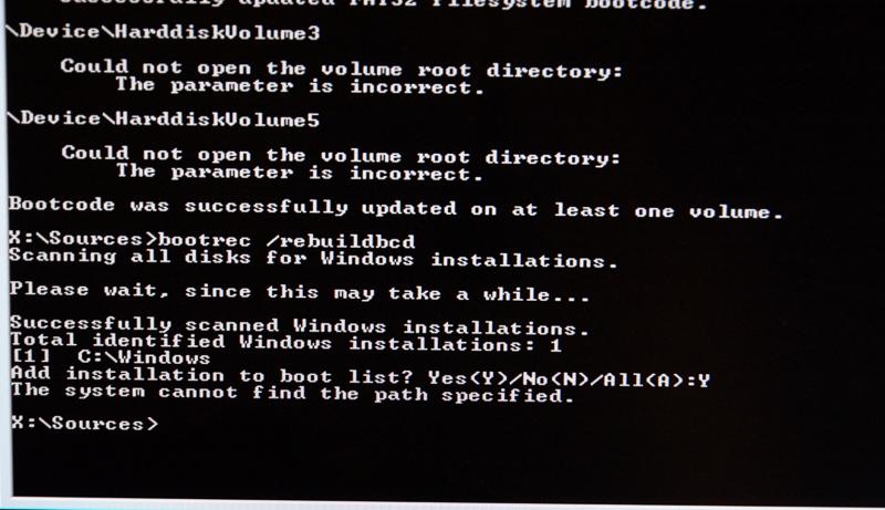 Total identified Windows installations: 0 - Microsoft Community