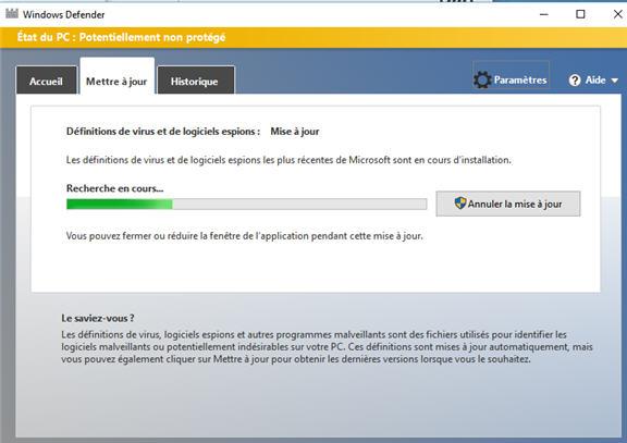 logiciel pour virus espion