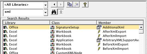 xml developer options in excel mac microsoft community