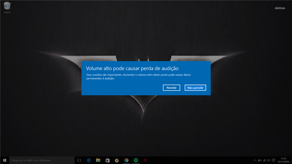 Como Desativar O Pop Up No Windows 10 Quando Se Deseja