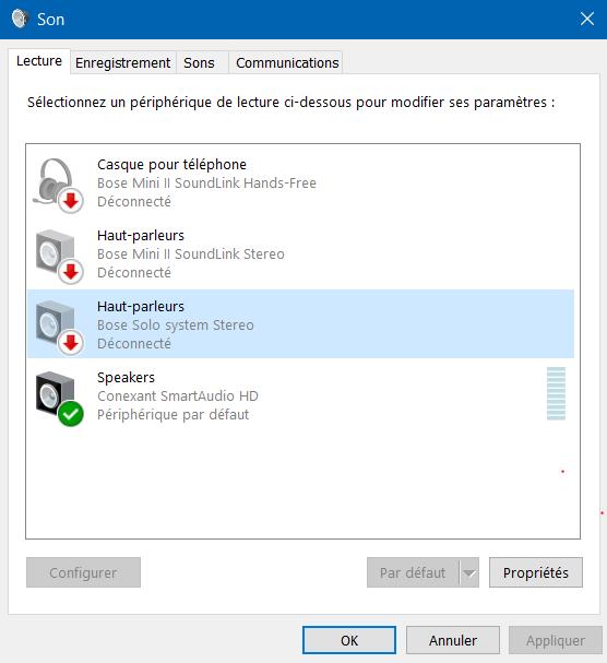 comment appairer mon casque bose avec mon ordinateur windows 10