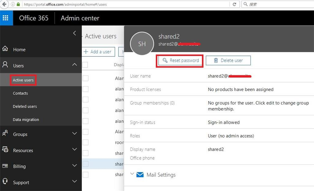Assign Office 365 Business License To Shared Mailbox Microsoft