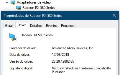 Driver Update Rx 580