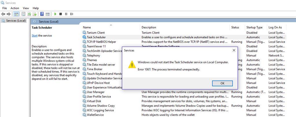 windows 10 file explorer hangs on clicking certain files microsoft