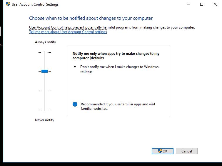 Teams desktop App - UAC prompt on 1st call - Microsoft Community