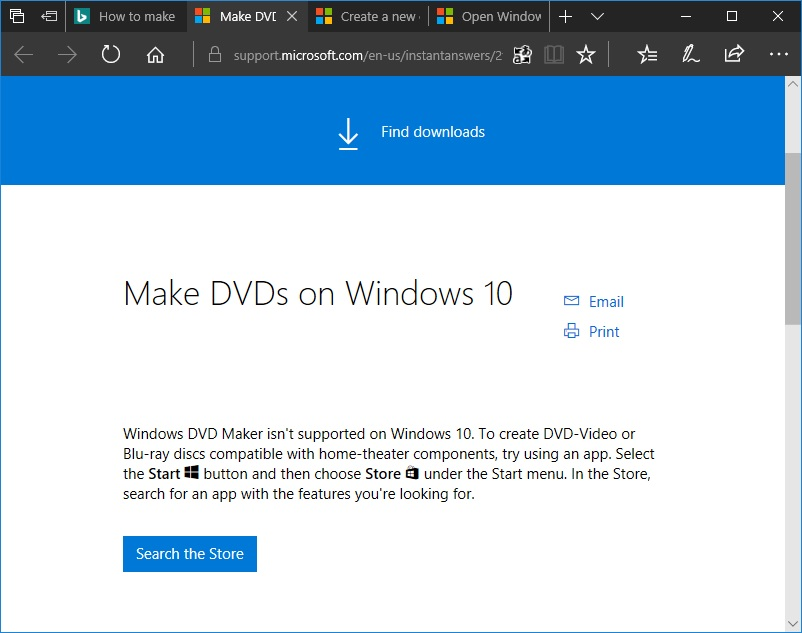 create dvds from mp4