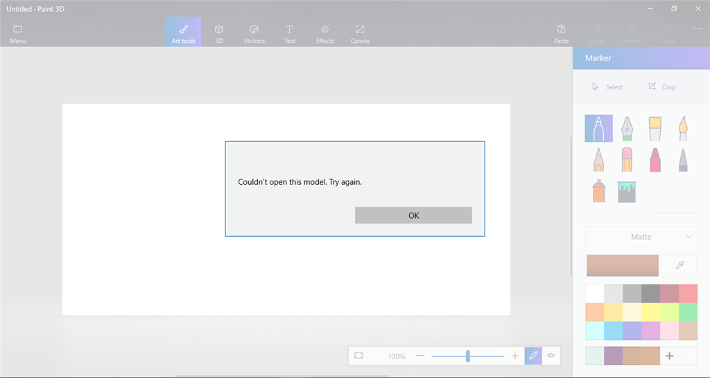 why is the remix button gone in paint 3d microsoft community