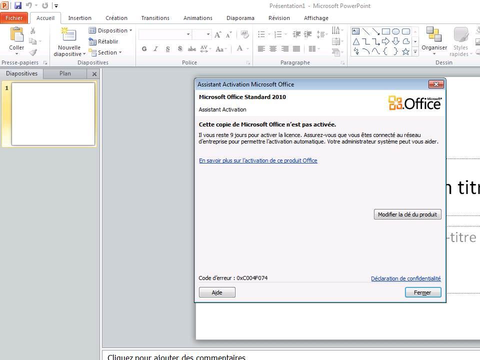 Activation cl de produit windows 7 pro microsoft community - Office 365 cle activation ...