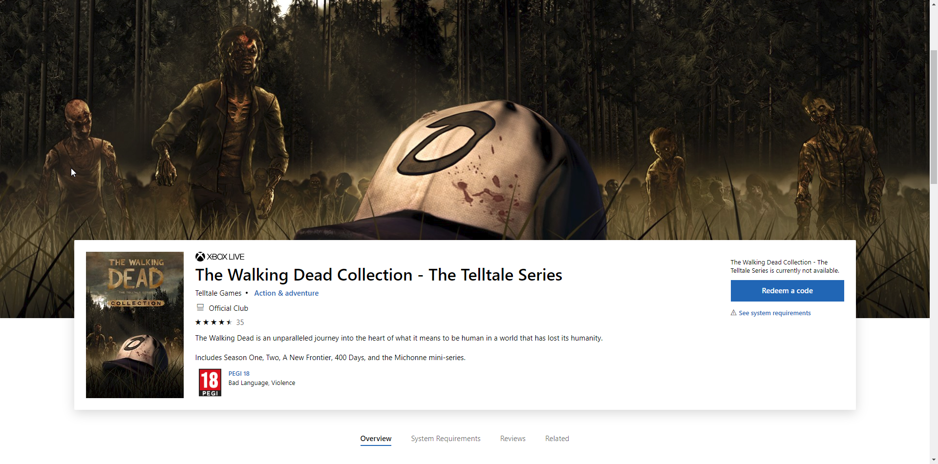 The Walking Dead Collection - Preorder Bonus [​IMG]
