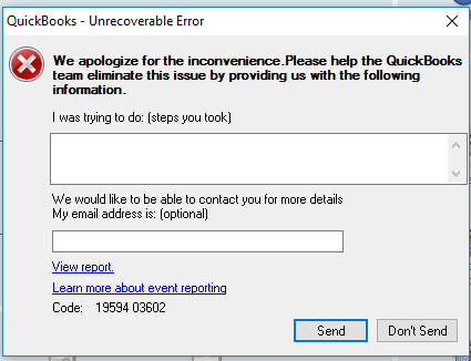 Issue with Windows 10 and QUickbooks - Microsoft Community