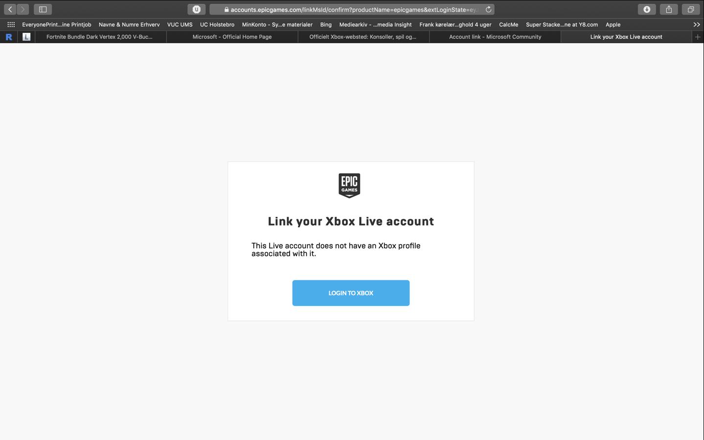 Account link - Microsoft Community