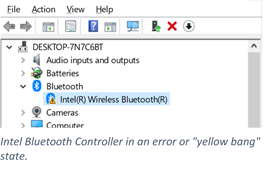 Bluetooth Ajuri Windows 10