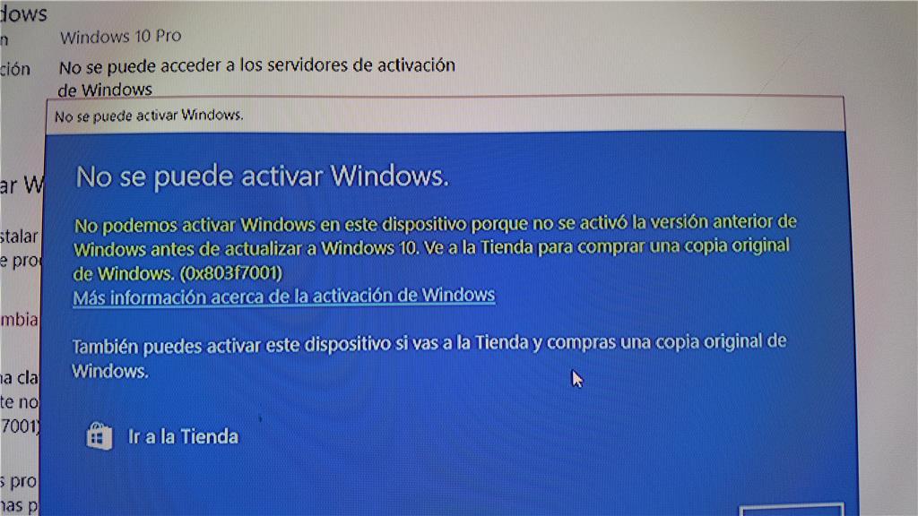 clave para activar windows 10 pro