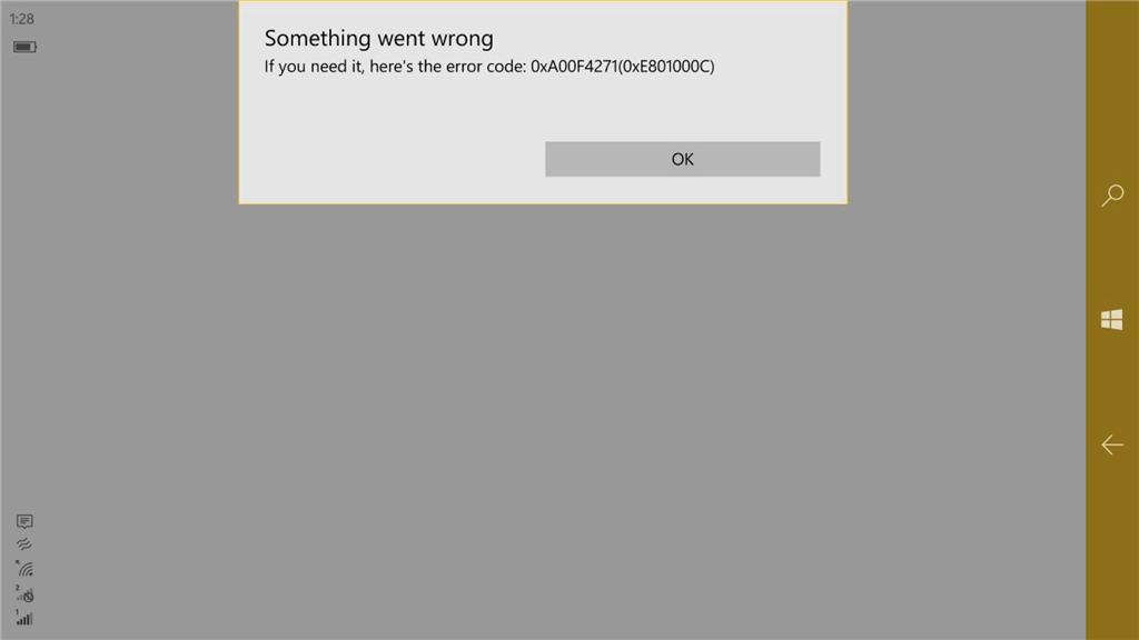Lumia 950 Camera Issue - Blank Screen - Microsoft Community