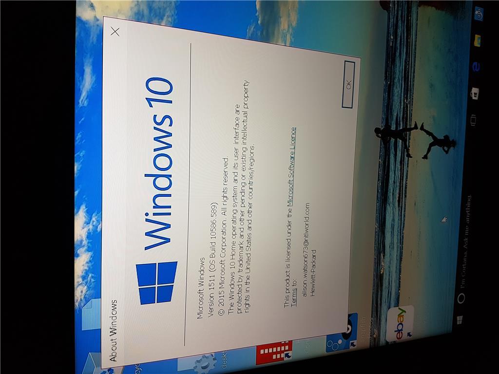 windows 10 home license key ebay