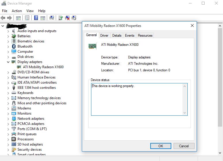How to install ati radeon x1600 drivers on windows 7 youtube.
