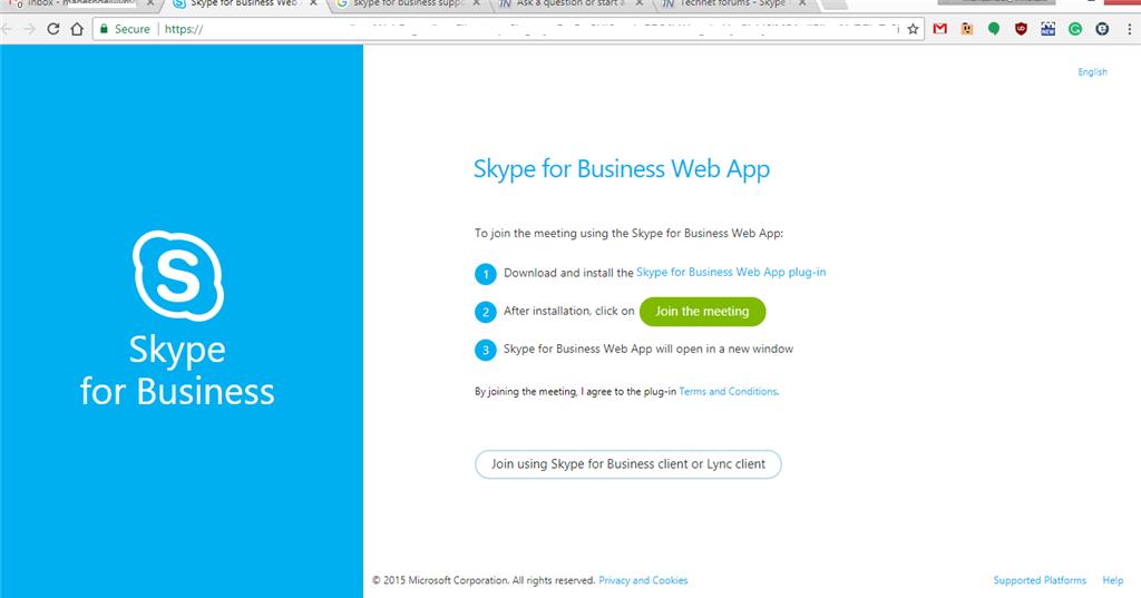 Skupe for Business server