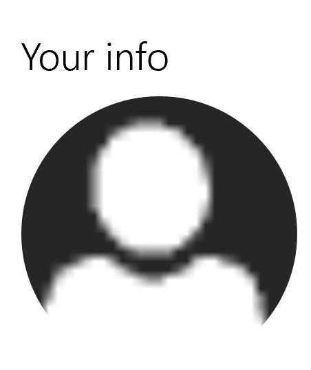 Profile picture default Customize default