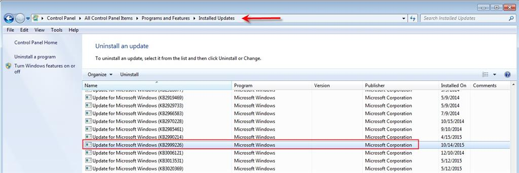 The program can't start because api-ms-crt-runtime-|1-1-0 ...