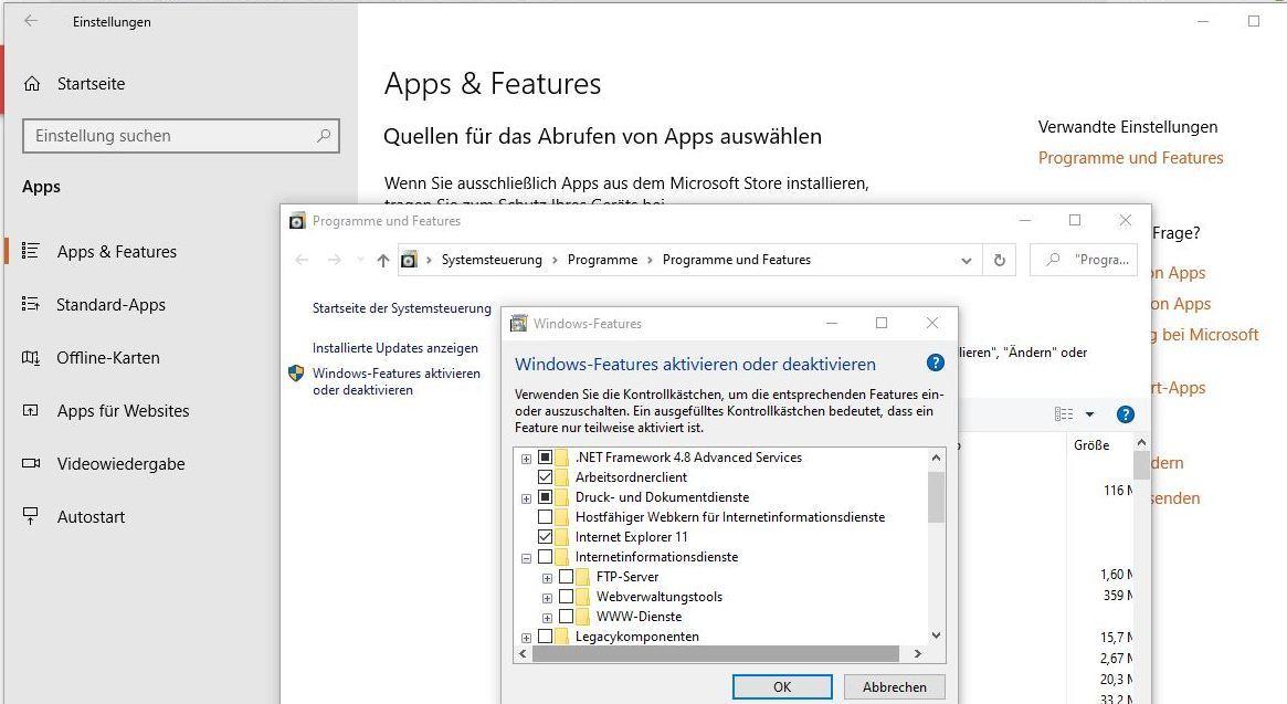 Windows 10 Gefahren