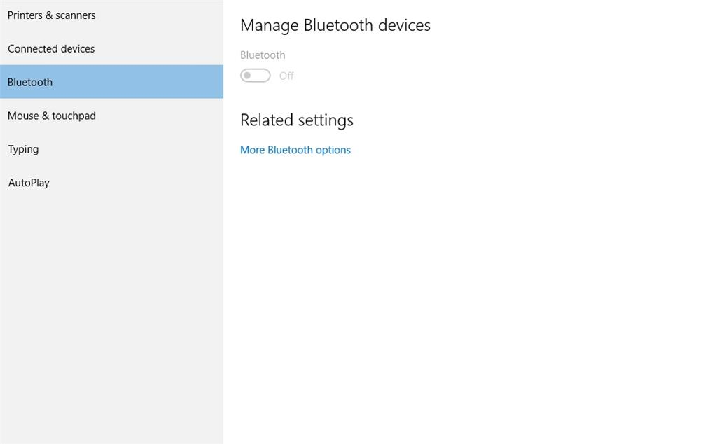 I cant turn onoff bluetooth in windows 10 microsoft community image ccuart Gallery
