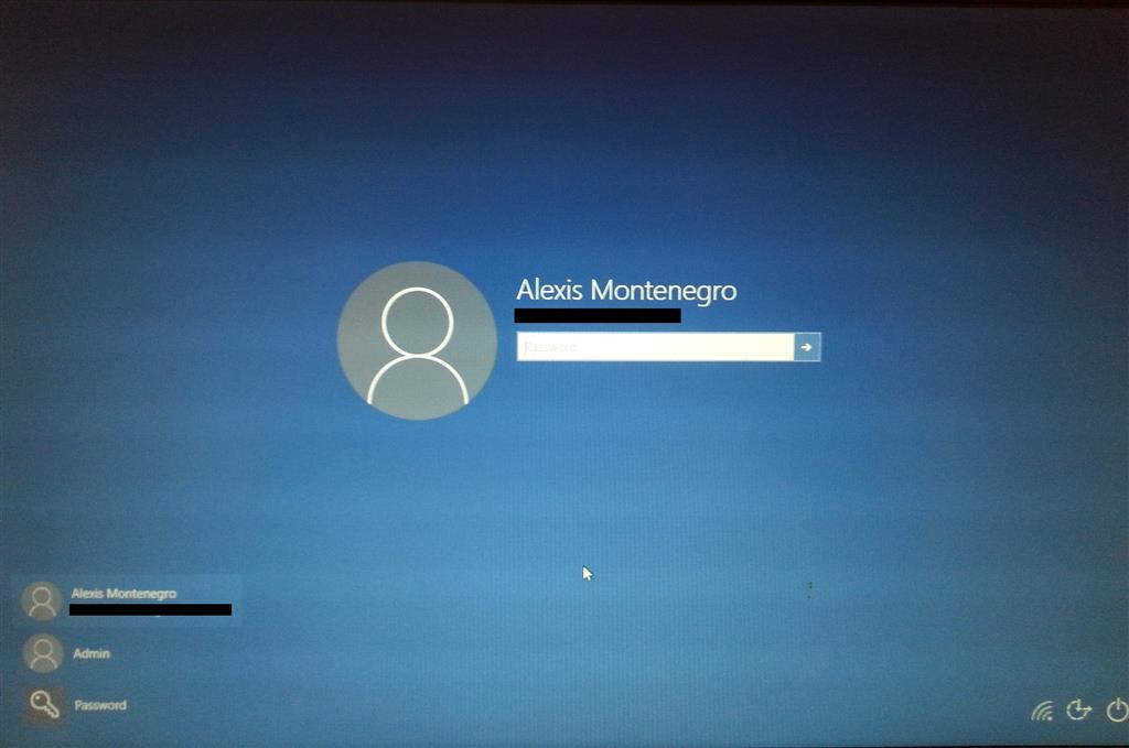how to get rid of win 10 log in screen