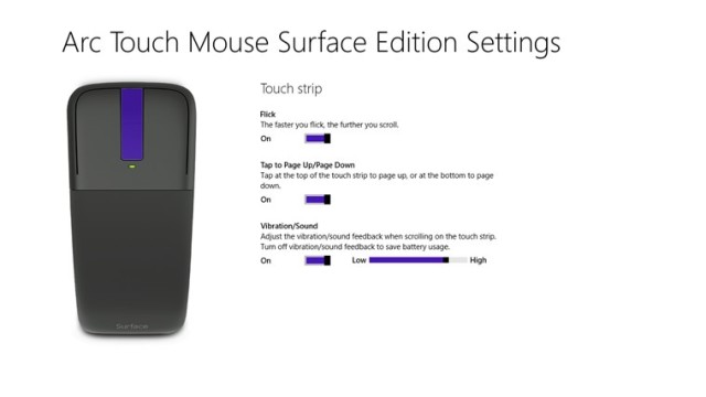 arc touch mouse scrolling sounds - Microsoft Community