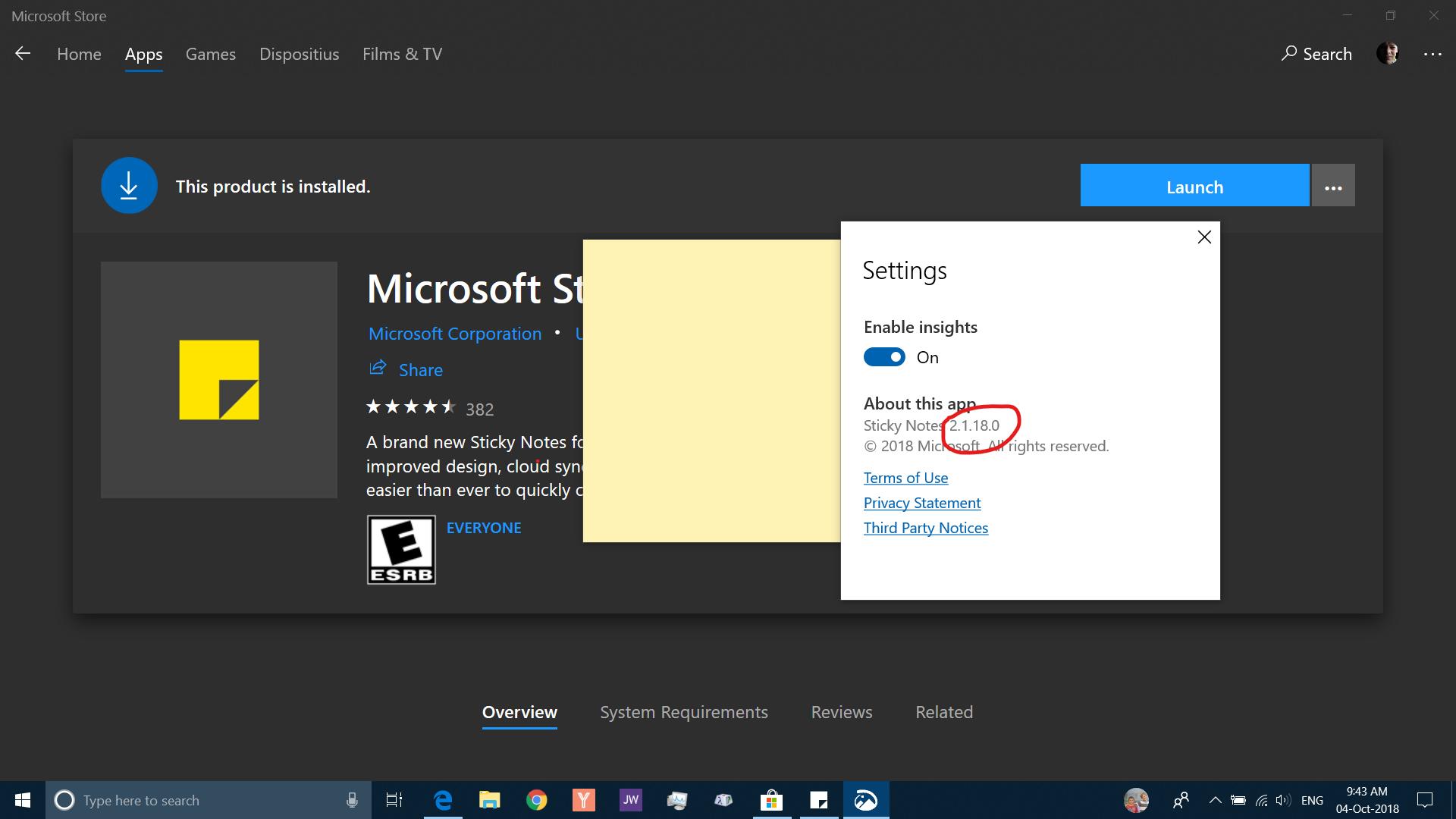 Sticky Notes 3 0? - Microsoft Community