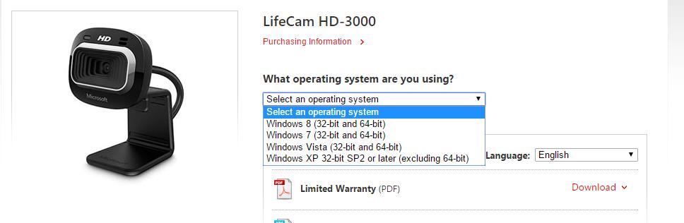 Microsoft LifeCam - Windows 10 - Microsoft Community