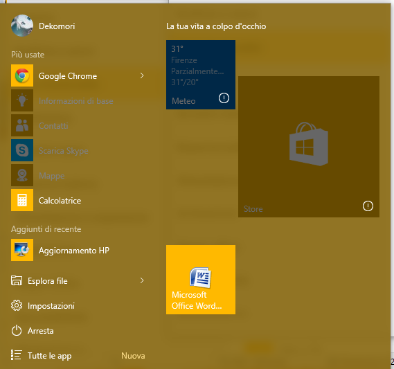 how to close all the open apps in windows