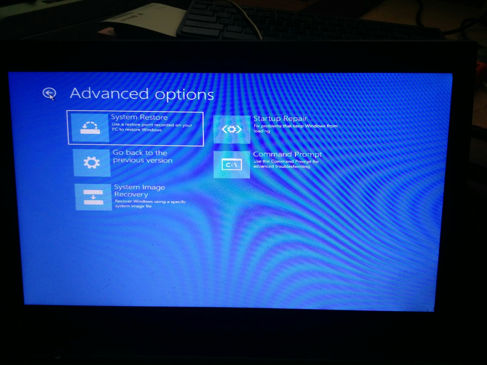problems with windows 10 update 1803