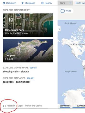 How to Report Bing Maps Data Issues - Microsoft Community Directions Bing Maps on maps and directions, apple maps directions, tomtom maps directions, bing contact us, android maps directions, travel maps directions, bing map of florida, bing driving directions,