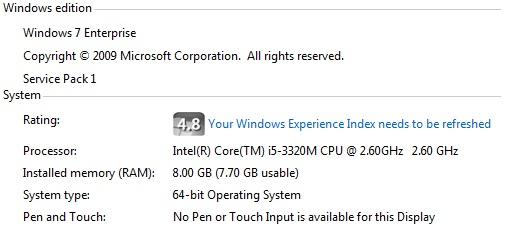 E7210005 - Lenovo T430s Fingerprint - Microsoft Community