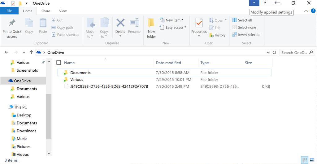 Undeletable hidden file  849C9593-D756-4E56-8D6E-42412F2A707B in