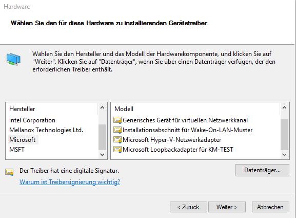 Microsoft Teredo Tunneling Adapter kann sich nicht qualifizieren