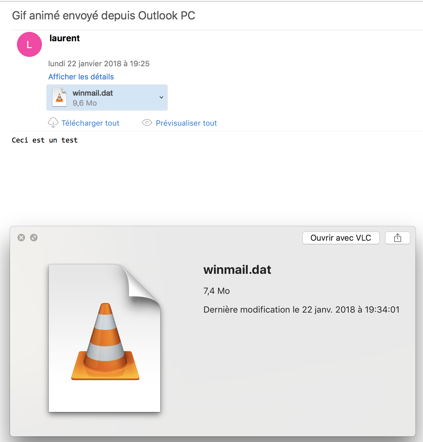 Téléchargement de Winmail Reader (gratuit)